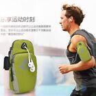 Sports Running Jogging Gym Armband Arm Band Holder Bag For Mobile Phones QT