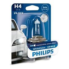Philips WhiteVision H4 Glühlampe mit weißem Xenon-Effekt, 1 Stück