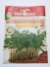 4472 Dürr BIO Keimsprossen Koriander ca.20g delikater Geschmack Samen