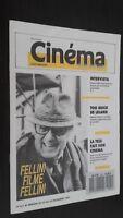 Rivista Settimanale Cinema N°421 Del 23 Au 30 Dicembre 87