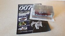 EAGLEMOSS JAMES BOND 007 COLLECTION - CHEVROLET IMPALA 1:43 SCALE ISSUE 54