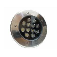 Spot LED Extérieur Encastrable IP65 220V Sol 12W 60° - Blanc Neutre 4000K - 5500