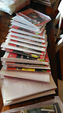 Complete set of Arsenal home programmes from the 2007/08 season