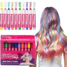Lápices Con Base De Tiza Coloración Temporal Colores Intensos Niñas Adolescentes