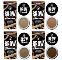 W7 Brow Pomade Gel, Matte Long Lasting brush Kit