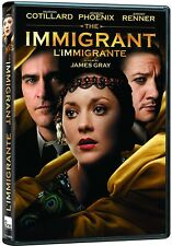 THE IMMIGRANT (JAMES GRAY, JOAQUIN PHOENIX, MARION COTILLARD) *NEW DVD*