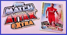Match Attax Extra 2011 2012 Topps LE3 Glen Johnson Limited Edition 11 12