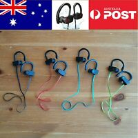 D-20 Brand New Waterproof Sports Bluetooth Ear-Hook Headphones With Mic -