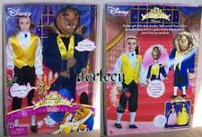 2005 Royal Style Beauty & Beast + Belle Dolls 2 Fer 1 Prince Changes to Beast