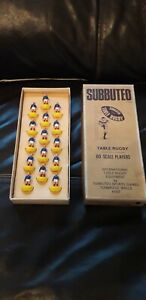 Subbuteo - Rugby - Team - Boxed ...