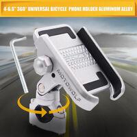 Aluminium Handy Motorrad Fahrrad MTB Lenker GPS Halter Halterung Anti Fallen