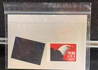 1991 USA Scott #2541 $9.95 Domestic Express Eagle Olympic Rings Stamp; MNH, OG