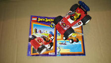 Lego City Jack Stone Feuerwehr 4601 mit Bauanleitung