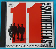 """11 by The Smithereens (1989 alternative rock CD) with hit song """"A Girl Like You"""""""