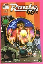 Route 666 #9 Crossgen Comic CGE Comics F+