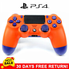 PS4 Wireless Controller Game Pad PlayStation Dualshock 4 Orange For SONY