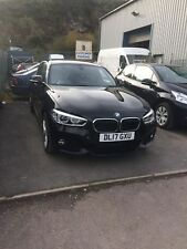 Bmw 1 series 116d M-sport diesel auto.  Only 608 miles IMMACULATE CONDITION