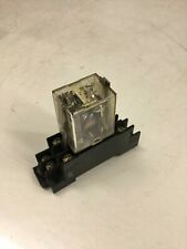 Fuji Electric Cube Relay HH62P-F Used 24VDC Warranty