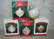 Lot Hallmark Keepsake Christmas Ornaments Betsey Clark Collector Series 1988-94