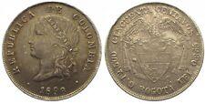 Colombia/colombia 50 centavos 1898, Bogotá, K.M. 186.1 a