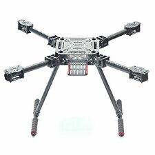 X550FQ 550mm Compact Folding Quadcopter Drone Frame Kit Full Carbon Fiber