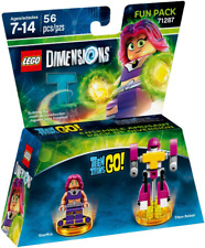 BRAND NEW SEALED LEGO DIMENSIONS TEEN GO 71287 STARFIRE AND TITAN ROBOT