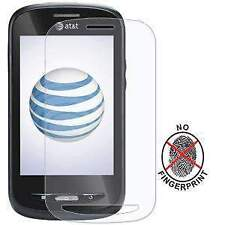 AMZER Anti-Glare Screen Protector Guard With Cleaning Cloth for ZTE Avail