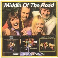 Middle Of The Road - Chirpy Chirpy Cheep Cheep / Acceleration / Drive on [CD]