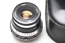 FED Industar 61 52mm F2.8 M39