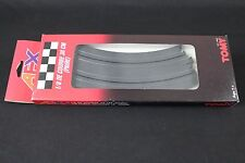 ZB254 TOMY AFX accesoire circuit voiture 8662 1/8 Rail courbe 30cm paire