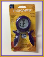 RARE!!!! Fiskars SITTING PRETTY Punch  *NEW*  One Cool Cat!