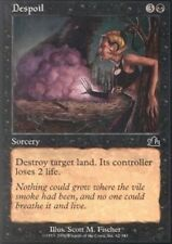 4x MTG: Despoil - Black Common - Prophecy - PCY - Magic Card