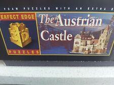 3d Foam Puzzle Perfect Edge Puzzles The Austrian Castle
