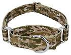 Country Brook Petz® Desert Viper Camo Martingale Dog Collar