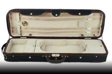 Petz elegantes, sehr leichtes 4/4 Geigenetui Violin Etui Case schwarz/beige