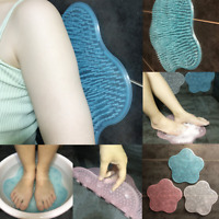 Non-Slip Massage Pad for Bathroom Strong Suction Cup Floor Shower Mat