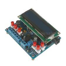 Digital LCD Secohmmeter Capacitance Meter DIY Kit Freq Inductance Tester H5G3