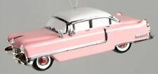 Dept 56 Ornament 1955 Pink Cadillac Fleetwood Lighted Elvis Car 98791 New