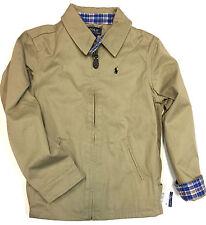 Polo RALPH LAUREN Boys Size 5, 6 Jacket Kids Coat NEW