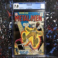 Showcase #40 (Sep-Oct 1962, DC) CGC GRADED 7.0 - 4th APPEARANCE - METAL MEN