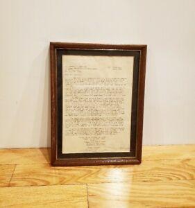 Letter from Teddy Ruxpin, Teddy Ruxpin Prototype, Vintage Ruxpin Prototype