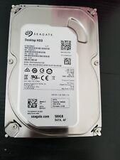 "Seagate Desktop HDD 500GB Internal 7200RPM 3.5"" (ST500DM002) DP/N 2PKVY 02PKVY"