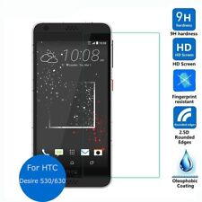 100% Genuine Tempered Glass Screen Protector For HTC Desire 530 630 Mobile Phone
