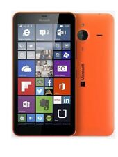 Microsoft Lumia 640XL Orange 8GB 4G Unlocked Smartphone Mint Condition Warranty