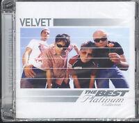 VELVET - THE BEST PLATINUM COLLECTION - CD (NUOVO SIGILLATO)