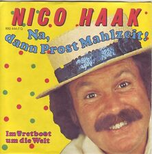 """7"" - NICO HAAK - Na, dann Prost Mahlzeit! - near MINT !!!"