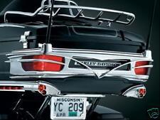 Kuryakyn Chrome Colossus Rear Trim for Harley Tour-Pak 8666