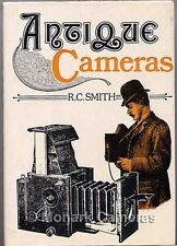 Antique Cameras by R C Smith, Vintage & Collectable Book from 1975 Others Listed