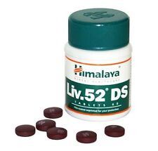 Liv 52 DS   Liv.52 DS Himalaya Herbals   60 Tablets   Direct From India