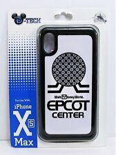 Disney Epcot Center Spaceship Earth Logo Apple Iphone XS Max Cellphone Case NEW